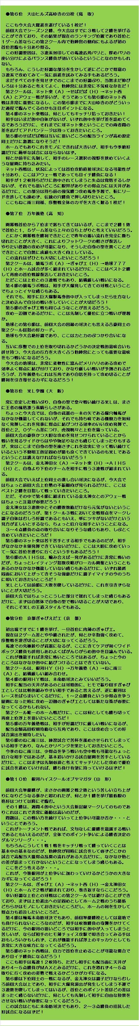20150814・ダルマンリーグ第2クール展望②.jpg